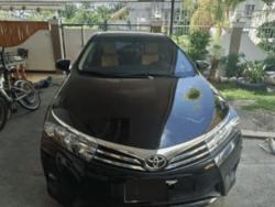2016 Toyota Corolla Altis G - Front View