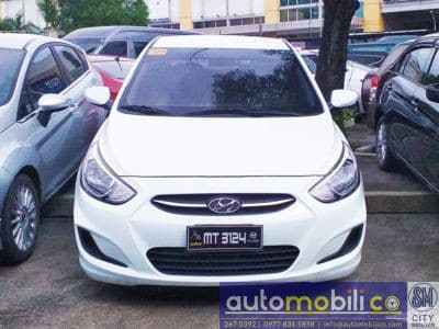 2017 Hyundai Accent - Front View