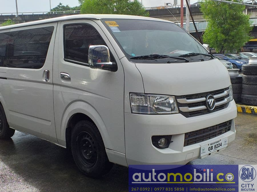 2017 Foton View - Right View