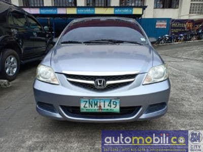 2008 Honda City - Front View