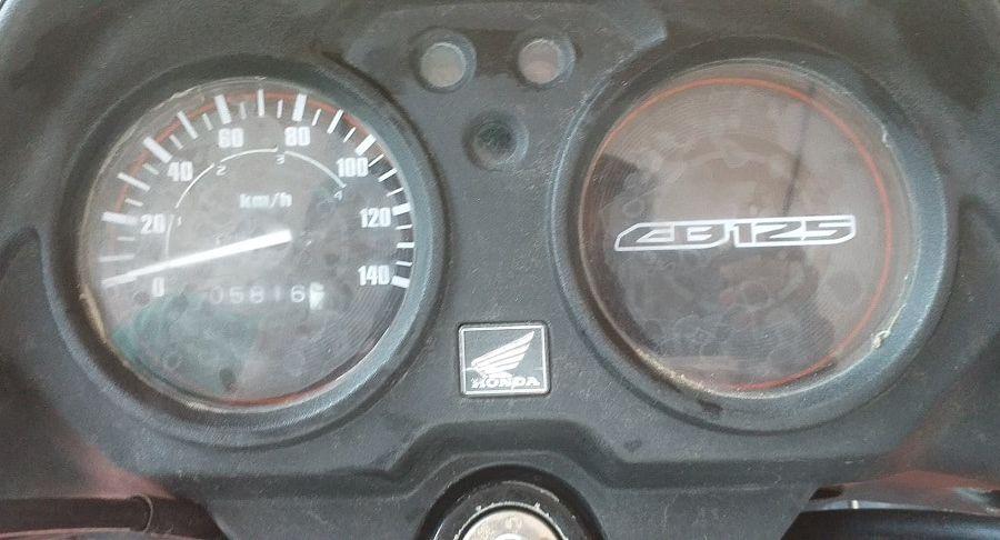 2017 Honda CB125 - Interior Rear View