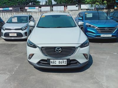 2017 Mazda CX 3 - Front View