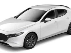 2019 Mazda 3 - Interior Rear View