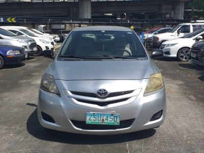 2008 Toyota Vios 1.3 J - Front View