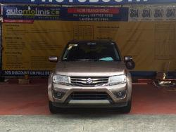 2017 Suzuki Grand Vitara - Front View