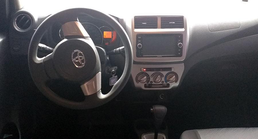 2017 Toyota WIGO G TRD - Interior Front View