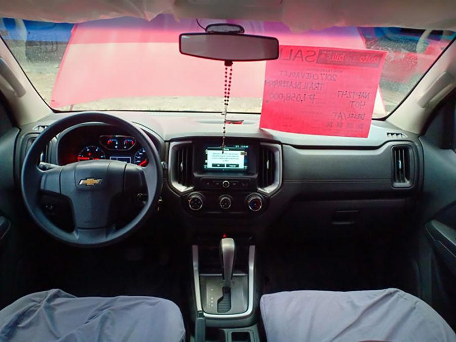 2017 Chevrolet Trailblazer - Interior Front View