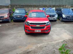 2017 Chevrolet Trailblazer - Front View