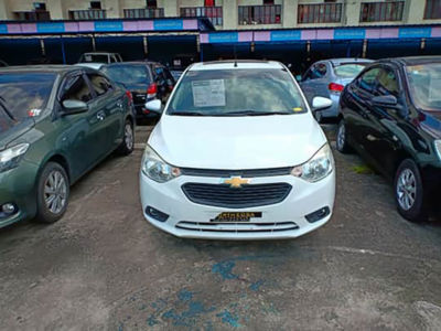 2016 Chevrolet Sail - Front View