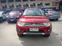2015 Mitsubishi Montero - Front View