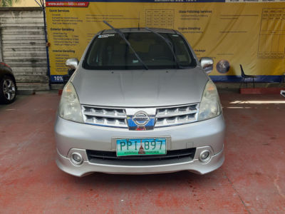 2010 Nissan Grand Livina - Front View