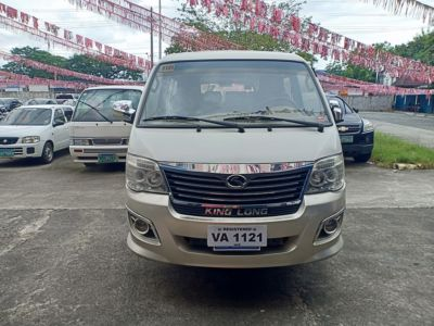 2014 Isuzu King long - Front View