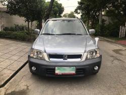 1998 Honda CR-V - Front View