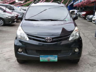 2013 Toyota Avanza - Front View