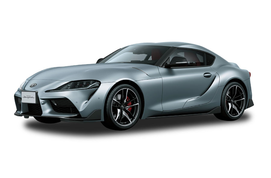 2019 Toyota G SUPRA - Front View