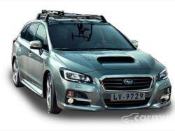 2019 Subaru levorg - Interior Rear View