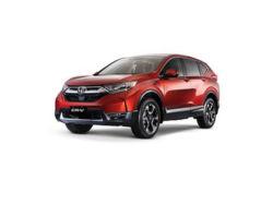 2019 Honda CR-V - Interior Rear View