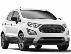 2019 Ford EcoSport - Interior Rear View