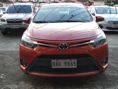 2018 Toyota vios E - Front View