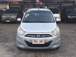 2012 Hyundai i10 - Front View