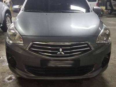 2015 Mitsubishi MIRAGE GLX - Front View