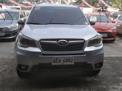 2014 Subaru Forester - Front View