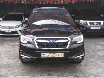 2017 Subaru Forester - Front View