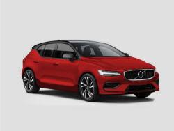 2019 Volvo V40 - Interior Rear View