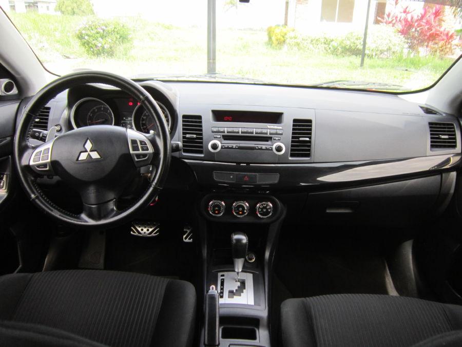 2014 Mitsubishi Lancer Ex - Interior Front View