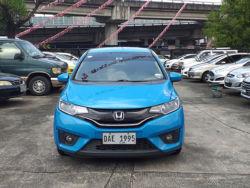 2017 Honda Jazz - Front View