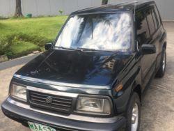 1997 Suzuki Vitara - Front View