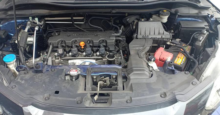 2016 Honda HR-V - Interior Rear View