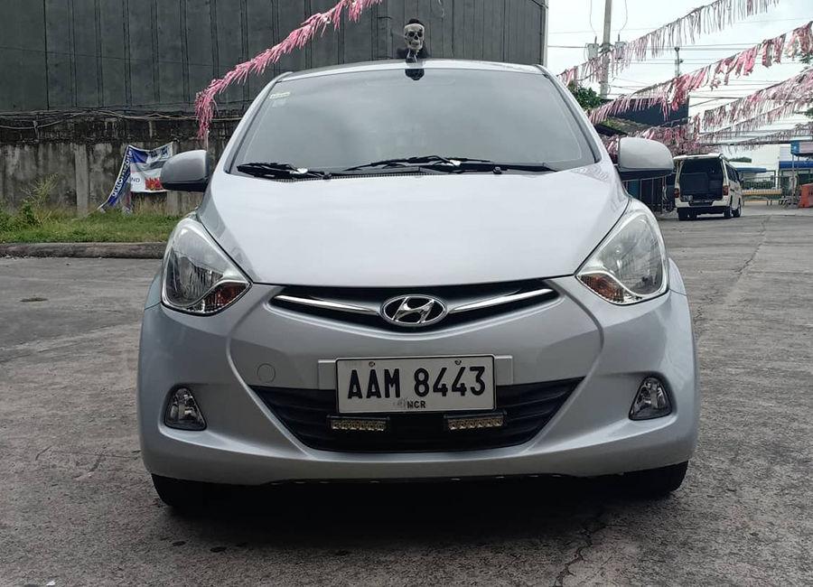 2014 Hyundai Eon GLS - Front View