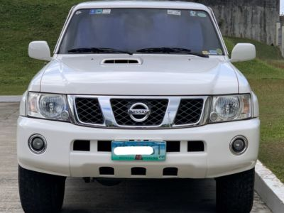 2013 Nissan Patrol - Front View