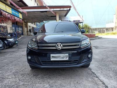 2015 Volkswagen Tiguan - Front View