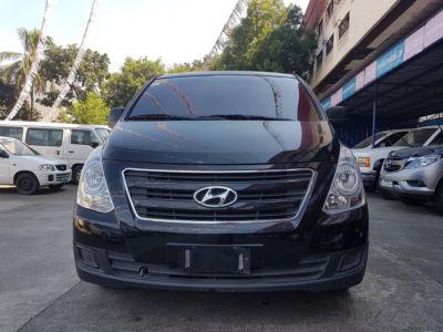 2017 Hyundai Grand Starex - Front View