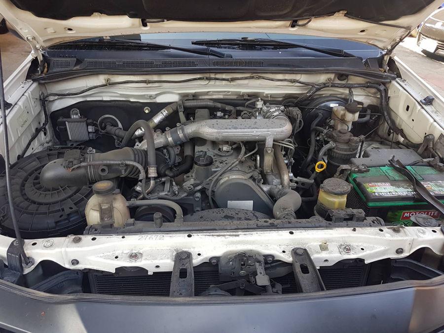 2014 Toyota Hilux FX - Interior Rear View