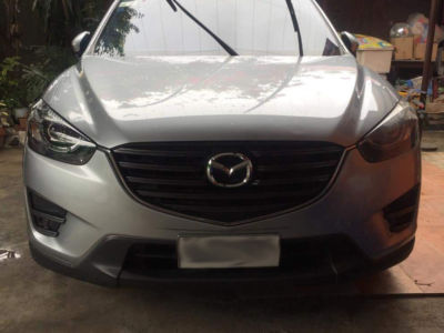 2015 Mazda CX-5 - Front View