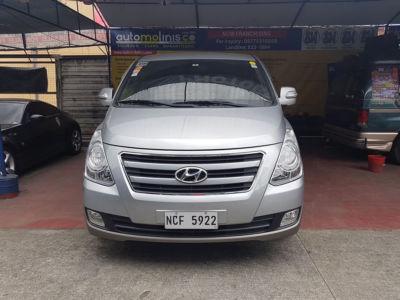 2016 Hyundai Grand Starex - Front View