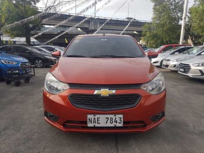 2017 Chevrolet Sail - Front View