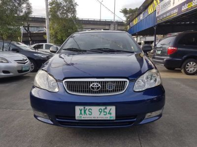 2003 Toyota Corolla Altis - Front View