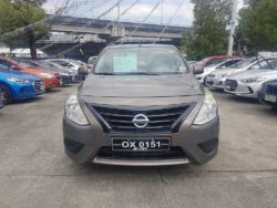 2016 Nissan Almera - Front View
