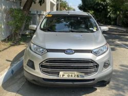 2017 Ford EcoSport - Front View