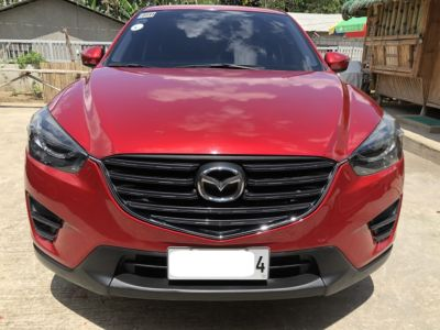 2016 Mazda CX-5 - Front View