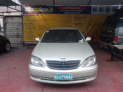 """2005 Toyota Camry V"""" - Front View"""