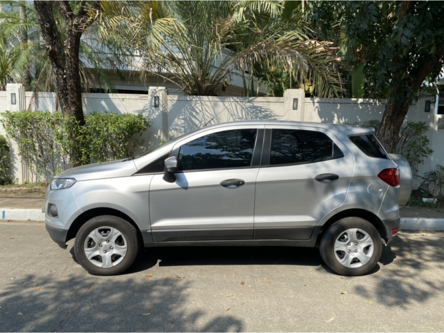 2017 Ford EcoSport - Left View