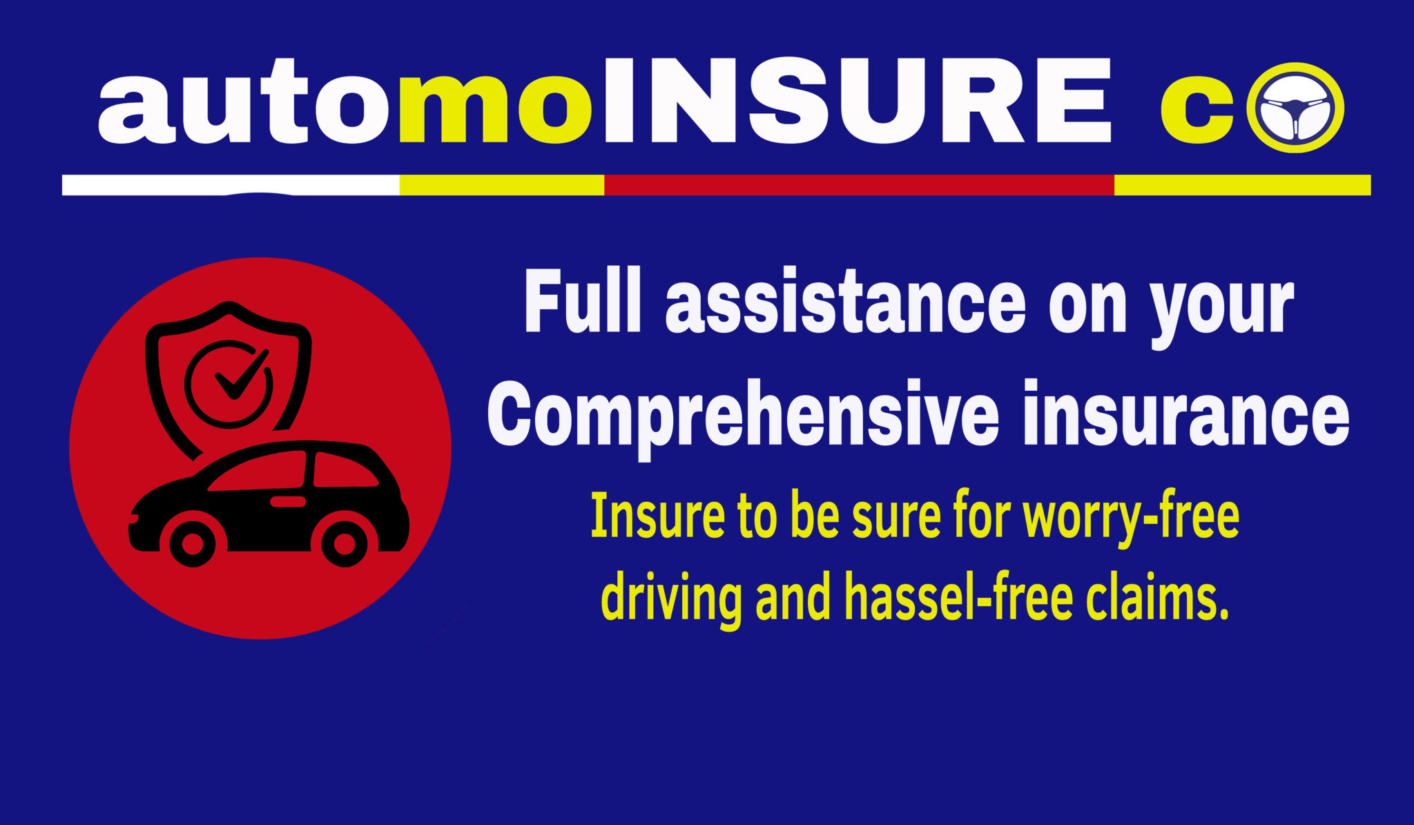 Car insurance for your car