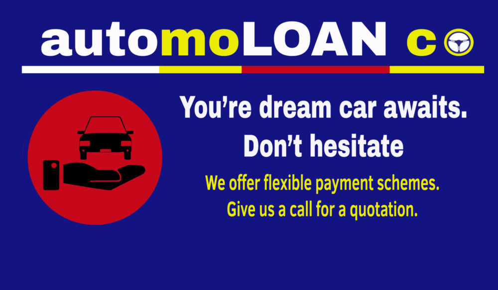 Car financing in just 2 days
