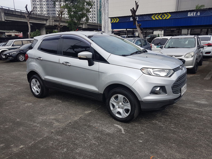 2015 Ford EcoSport - Left View