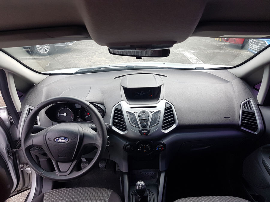 2015 Ford EcoSport - Interior Front View